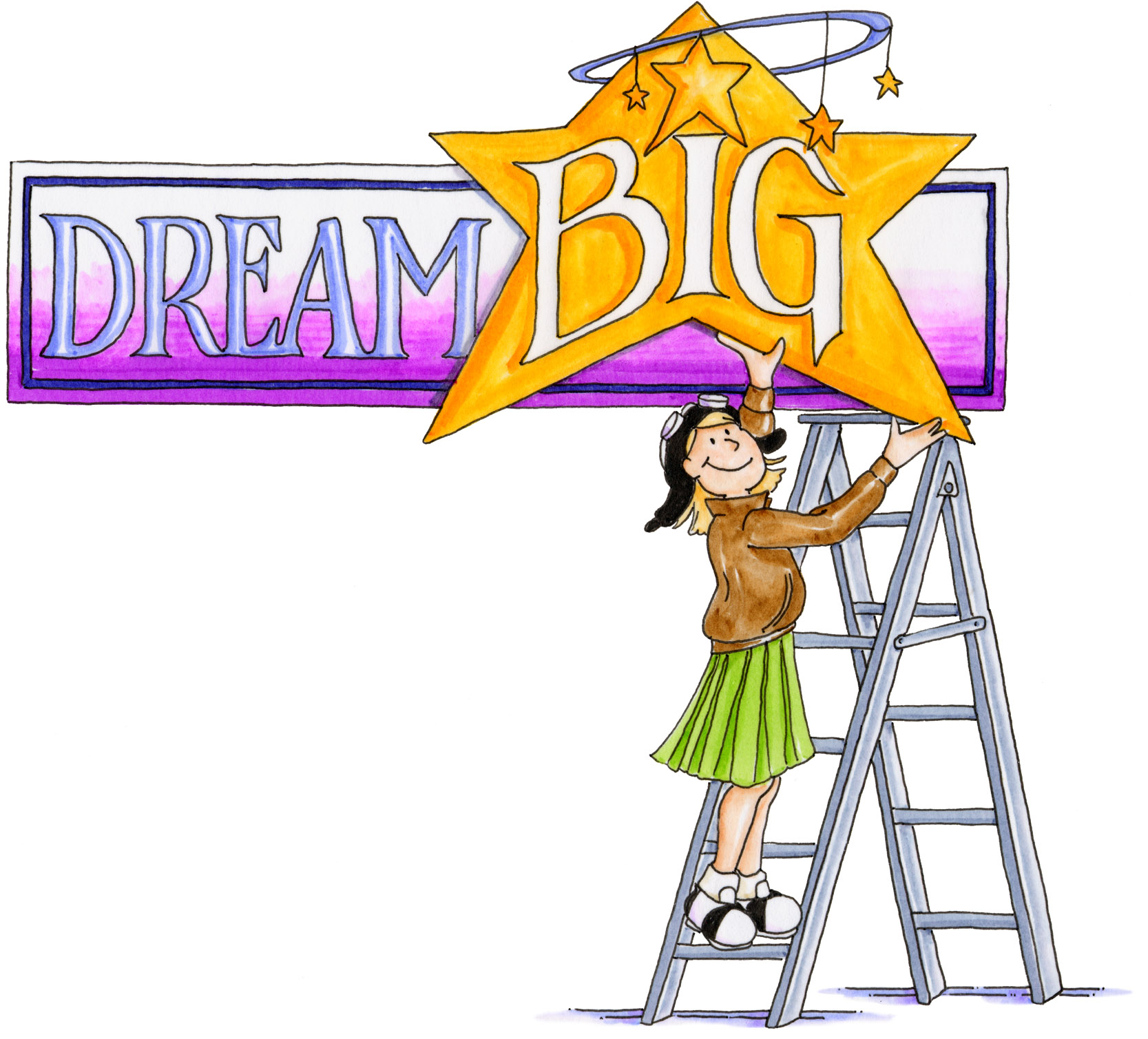 goal setting kl robertson daly s blog dream clipart black white dream clip art free images